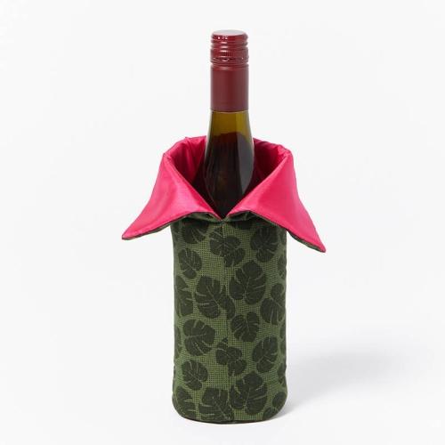 Wine-Bottle-Bag-Leaves