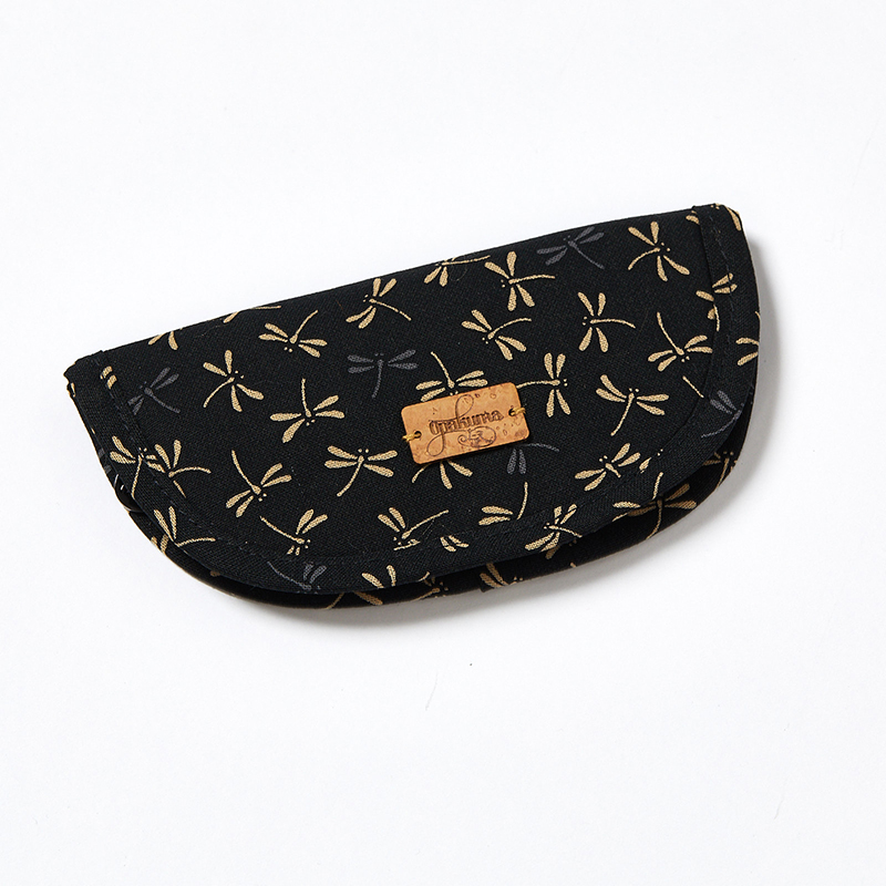Jewellery-Pouch-Black-Dragonfly